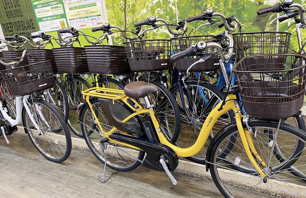 電動自転車Q&A